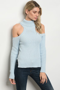 S9-18-3-S1007 BLUE SWEATER 3-3