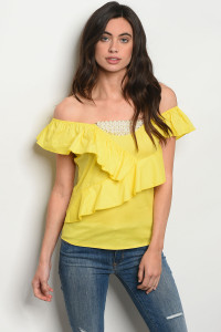C87-B-2-T2855 YELLOW TOP 2-2-2