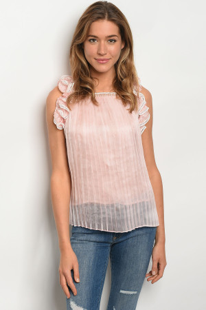 S15-11-2-T21789 BLUSH TOP 2-2-2