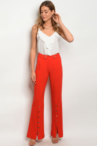 S15-1-5-P89115 RED PANTS 2-2-2