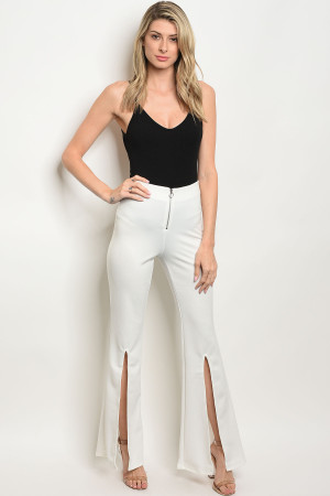 S4-9-1-P15470 OFF WHITE PANTS 3-2-1