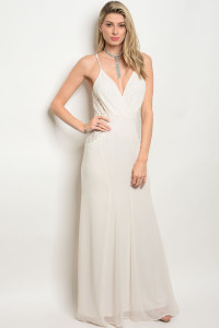 S8-11-2-D16379 OFF CREAM DRESS 2-2-2