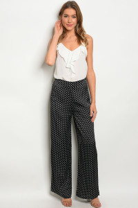 S9-16-3-NA-P01294 BLACK WITH POLKA DOT PANTS 1-2-2-1