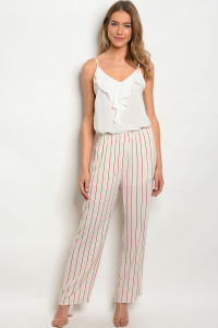 127-3-1-NA-P4761 CREAM WITH STRIPES PANTS 1-3-2-1