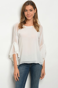 134-1-3-T3011 IVORY TOP 2-2-3