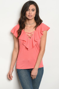 S4-7-4-T10011 CORAL TOP 2-2-2