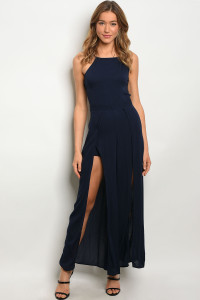 132-1-1-J80838 NAVY JUMPSUIT 2-2-2