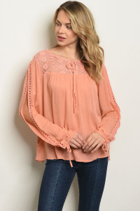 S19-9-1-T23794 CORAL TOP 2-2-2