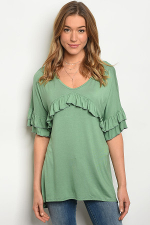 S8-14-4-T1212 GREEN TOP 2-2-2