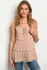 S9-13-2-T2212 BLUSH TOP 2-2-2