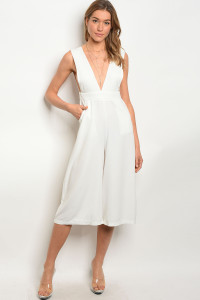 114-4-1-J055 WHITE JUMPSUIT 2-2-2