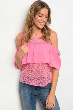 111-3-1-T8034 PINK TOP 2-2-2