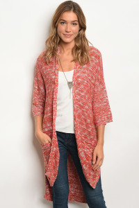 S9-12-5-C2261 EARTH CARDIGAN 2-2-2