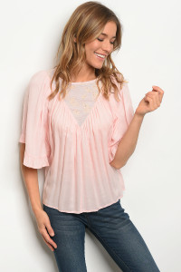 111-4-4-T32107 PINK TOP 2-2-2