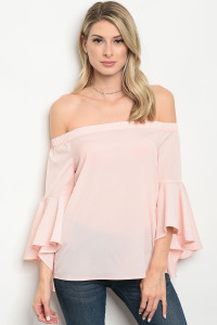 S24-7-4-T4142 BLUSH TOP 3-2-1