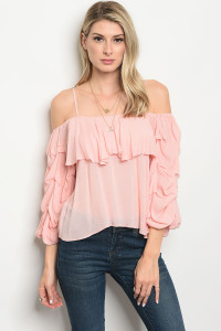 113-3-1-T3029 PINK TOP 3-2-1
