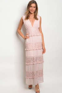 S14-6-5-D16404 BLUSH LACE DRESS 2-2-2