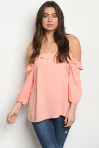 S14-7-2-T5204 BLUSH TOP 2-2-2