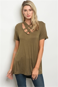 S15-3-2-T23776 OLIVE TOP 2-2-2