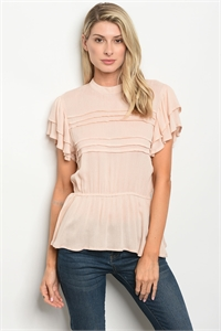 S14-12-3-T9349 BLUSH TOP 3-2-2