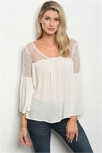 S15-5-4-T15050 IVORY TOP 2-2-2