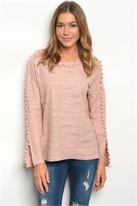 S15-8-5-T23730 BLUSH TOP 2-2-2