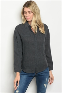 S10-10-2-T9729 CHARCOAL TOP 2-2-2