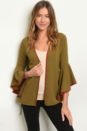 S16-5-5-J10632 OLIVE EARTH JACKET 2-2-2
