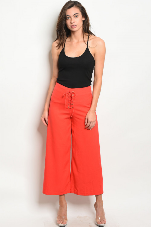 S16-9-4-P15441 RED PANTS 3-2-1