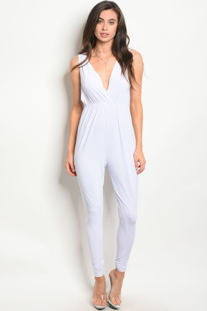 C53-A-5-J2660 WHITE JUMPSUIT 2-2-2