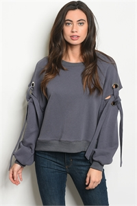 118-2-5-T21211 CHARCOAL TOP 2-2-2