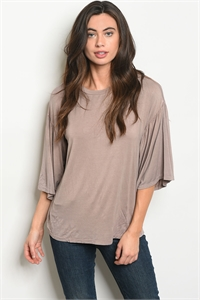 240-3-2-T13149 TAUPE TOP 3-2-1