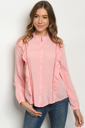 S16-4-5-T9307 PINK TOP 2-2-2