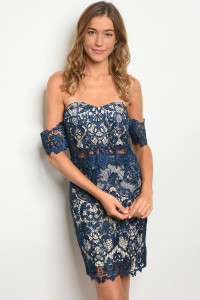 S10-11-5-D16843 NAVY NUDE DRESS 2-2-2