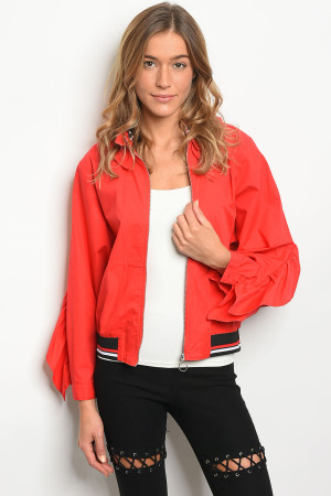 S18-7-3-J5278 RED JACKET 3-1-1