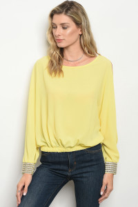 C35-B-6-T7137 YELLOW TOP 2-2-2