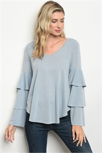 S15-11-2-T706291 DENIM TOP 1-1-1
