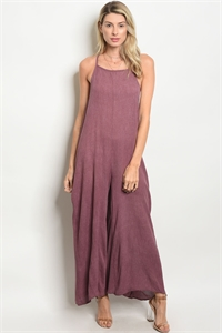 C82-A-5-J5013 BERRY JUMPSUIT 2-2-2