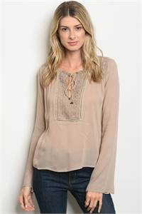 123-3-1-T7249 TAUPE TOP 2-2-2