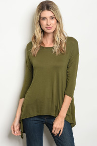 C79-A-5-T20513 OLIVE TOP 2-2-2