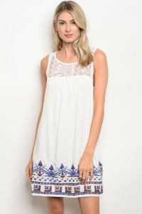 S10-18-5-D5286 OFF WHITE DRESS 2-2-2