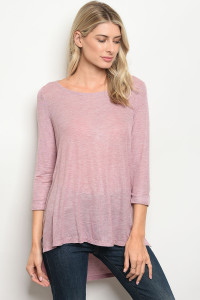 C34-A-1-T4787 LILAC TOP 3-2-2