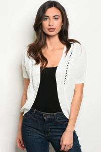 S13-12-2-C4678 OFF WHITE CARDIGAN 2-2-2