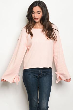 S15-9-2-S0062 PINK SWEATER 3-2-1