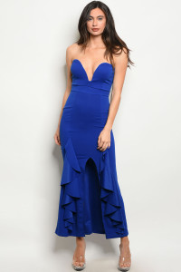 Y-B-D23478 ROYAL DRESS 2-2-2