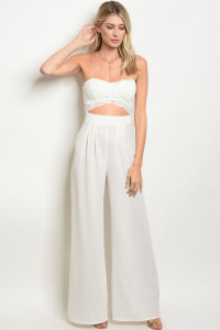 123-3-1-J71404 WHITE JUMPSUIT 3-2-3
