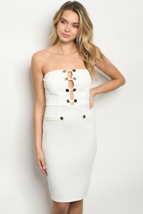 S22-9-3-D71268 OFF WHITE DRESS 2-1