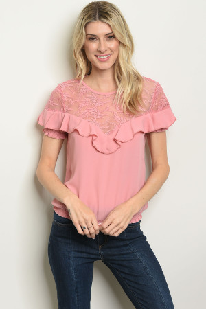 S13-4-1-T59285 PINK TOP 2-2-2
