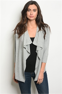 S20-2-1-C504 GRAY SWEATER 2-2-1