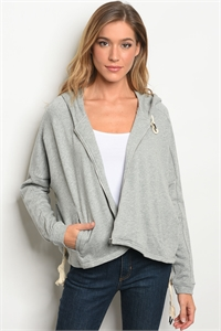 S19-6-2-S1372 GRAY SWEATER 3-2-1